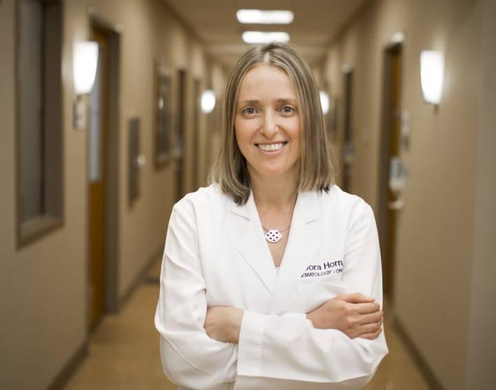 Leora Horn, MD, MSc.