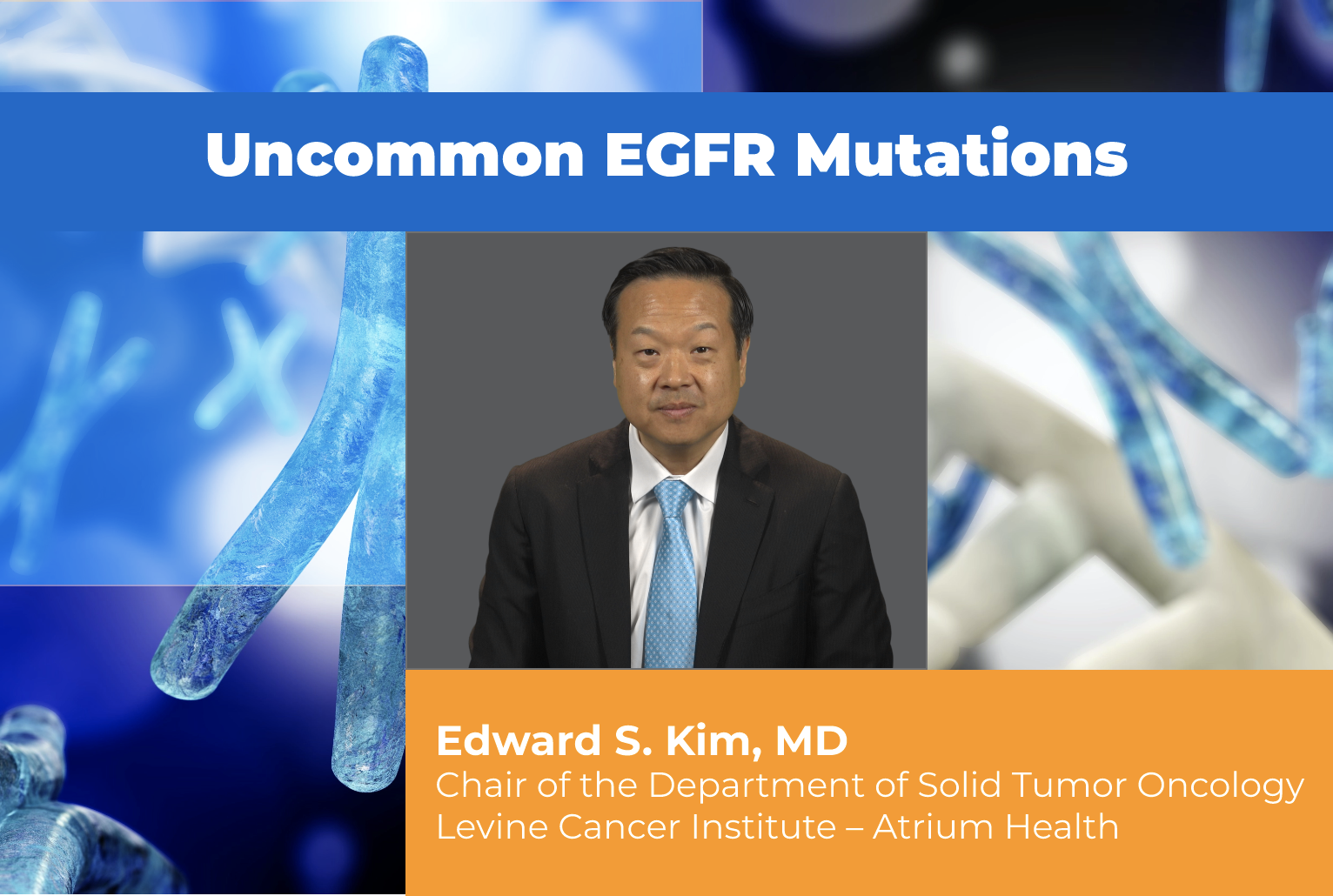 Uncommon EGFR Mutations