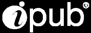 ipub white logo