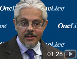 Dr. Shah on Emerging Developments in MCL