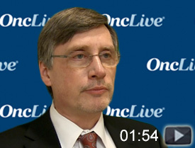 Dr. Gieschen on Standard Approaches to Radiation Therapy in Prostate Cancer