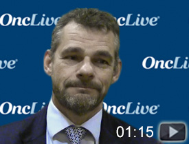 Dr. Rule on Treatment Approaches for Patients With p53-Mutated MCL