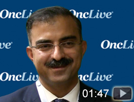 Dr. Ghobadi on the Safety of CAR T-Cell Therapy in Hematologic Malignancies