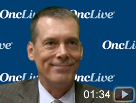 Dr. Kahl on Frontline Therapy Selection in CLL