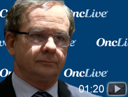 Dr. Goy on Approved Agents in the Treatment Landcsape of MCL
