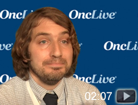 Dr. Goodman on the Role of Transplant in T-Cell Lymphoma