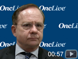 Dr. Goy on the Results of the FLYER Trial in DLBCL