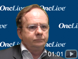 Dr. Goy on Molecular Features of Mantle Cell Lymphoma