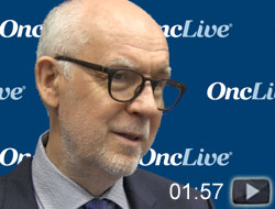Dr. Jakubowiak on Phase I Daratumumab Regimens in Newly Diagnosed Multiple Myeloma