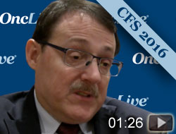 Dr. Venook on Distinguishing Molecular Features in CRC