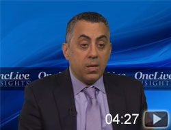 Proactive Side Effect Management With Regorafenib