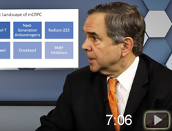 Treatment Landscape of Castrate-Resistant Prostate Cancer