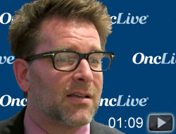 Dr. Stephenson on the Impact of Active Surveillance in Prostate Cancer