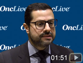 Dr. Abdul Hay on the Evolving Role of Transplant in ALL
