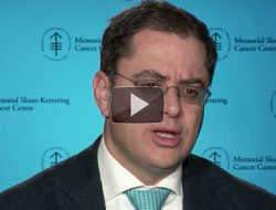 Dr. Abou-Alfa Discusses CRP in HCC
