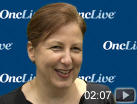Dr. Adams on Immunotherapy in Triple-Negative Breast Cancer