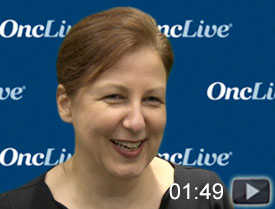 Dr. Adams on Combinatorial Approaches in Triple-Negative Breast Cancer