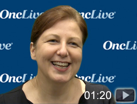 Dr. Adams on Whether Prior Lines of Therapy Impact Response to Immunotherapy in TNBC