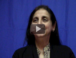Dr. Advani Discusses Outcomes in ALCL