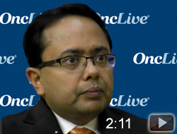 Dr. Neeraj Agarwal on PROSTVAC and Other Immunotherapies in Prostate Cancer