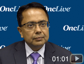 Dr. Agarwal on the Safety Profile of Enzalutamide/Talazoparib in mCRPC
