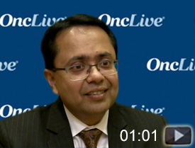 Dr. Agarwal on Next Steps in Kidney Cancer