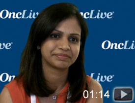Dr. Aggarwal on Triplet Therapy in EGFR-Mutant Lung Cancer