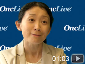 Dr. Ai on Single-Agent and Combination Therapy in Patients With MDS