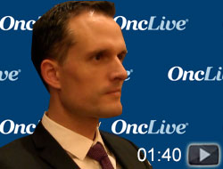 Dr. Albertsmeier on the Effect of Radiation on Local Recurrence and OS in Soft Tissue Sarcoma