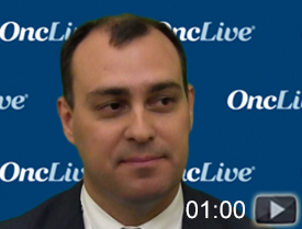 Dr. Alderuccio on the Use of Proteasome Inhibitors in Frontline Myeloma
