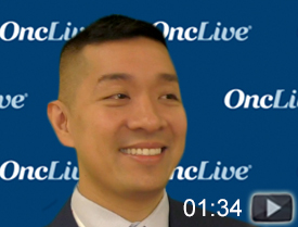 Dr. Drilon on Activity of Larotrectinib in TRK Fusion-Positive NSCLC