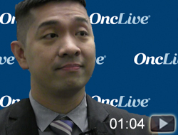 Dr. Drilon on Immunotherapy in Lung Cancer