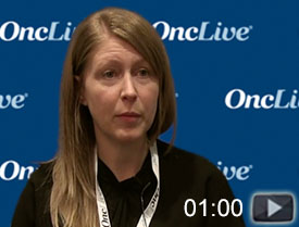 Dr. Mims on Waiting for Molecular Tests Before Starting Therapy in AML