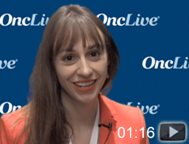 Dr. Allen on Treatment Options in Advanced-Stage Hodgkin Lymphoma