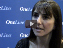 Dr. Amengual on Vorinostat and Niacinamide in Lymphoma