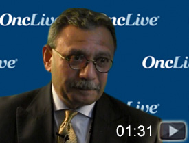 Dr. Amin on Evaluating Response to Immunotherapy in RCC