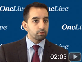 Dr. Khan on Retrospective Analysis of Demographics in CRC and Gastric Cancer
