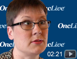 Dr. Anderson on Superoxide Dismutase Mimetic GC4419 in Treating Patients With Oropharyngeal Carcinoma