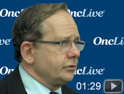 Dr. Goy on the Role of MRD in Mantle Cell Lymphoma