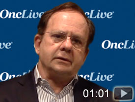 Dr. Goy on the Progression of MCL Treatment