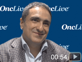 Dr. Andreadis on Treatment Approaches in Relapsed MCL