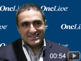Dr. Andreadis on Response to CAR T-Cell Therapy