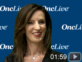 Dr. Andreopoulou on the Impact of Immunotherapy in TNBC