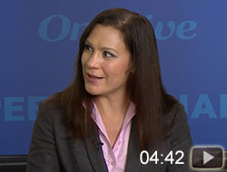 Ramucirumab Data for Colorectal Cancer: Where Does it Fit In