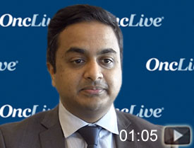 Dr. Hamid on the Progression of Therapy for Metastatic Prostate Cancer