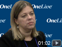 Dr. Klopp on a Comparison of Standard Radiation to IMRT in Gynecologic Malignancies