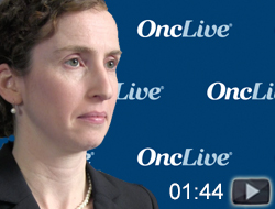 Dr. Farago on Combination of Olaparib and Temozolomide in Small Cell Lung Cancer