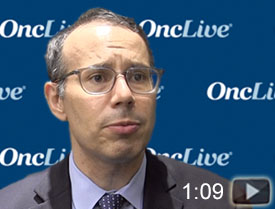 Dr. Mato on the CLL14 Trial Results in CLL