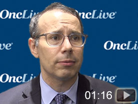 Dr. Mato on the Efficacy of Fixed-Duration Venetoclax-Based Combo in CLL