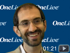 Dr. Antonarakis on Implications of an MMR Deficiency in Prostate Cancer
